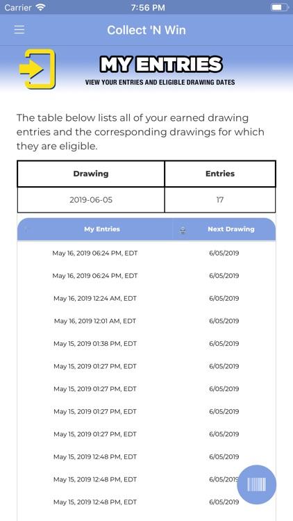 DC Lottery Collect N Win screenshot-3