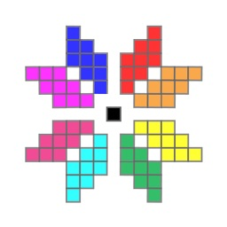 Pixel Color - Paint by Numbers