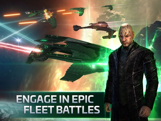 Star Trek Fleet Command by Scopely (iOS, United Kingdom