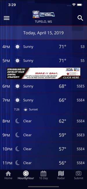 WTVA Weather en App Store