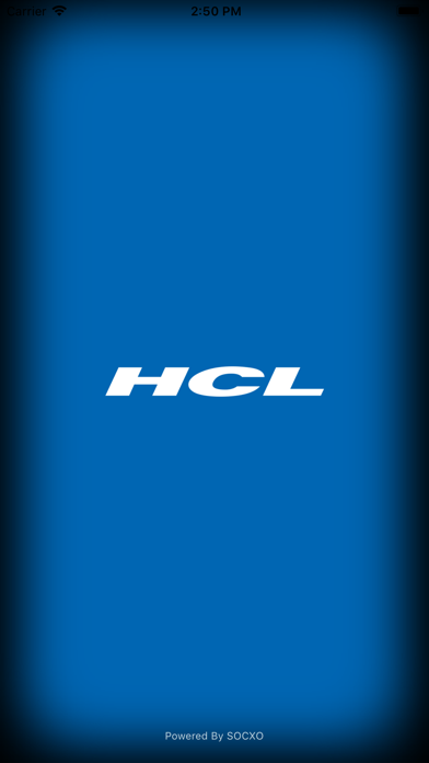 Screenshot for Social HCL Tech in United Arab Emirates App Store