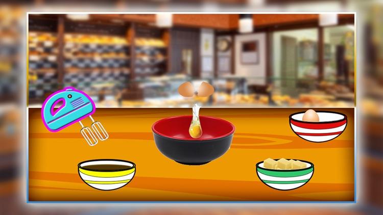Cake Bakery Chef Story screenshot-3