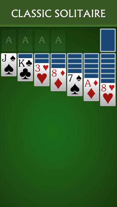 Solebon Solitaire - 50 Games screenshot one