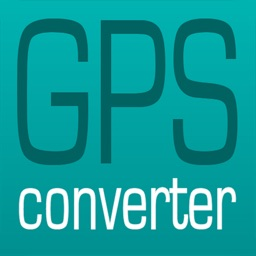 GPS coordinates converter
