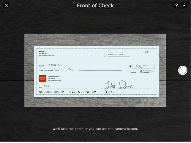 Wells Fargo for iPad on the App Store