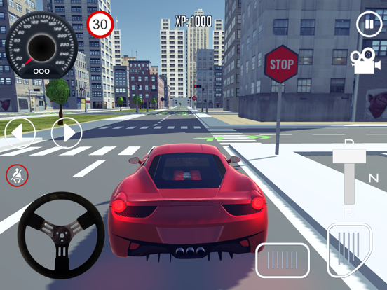 Игра Driving School Simulator 2019