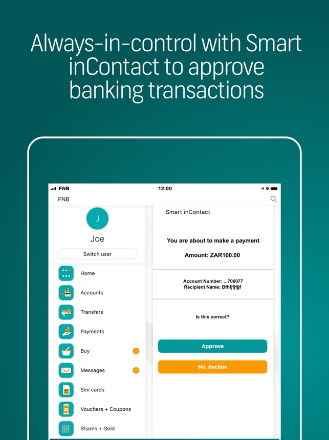 FNB Banking App on the App Store