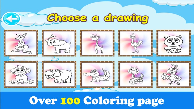 Printable Anpanman Coloring screenshot-3