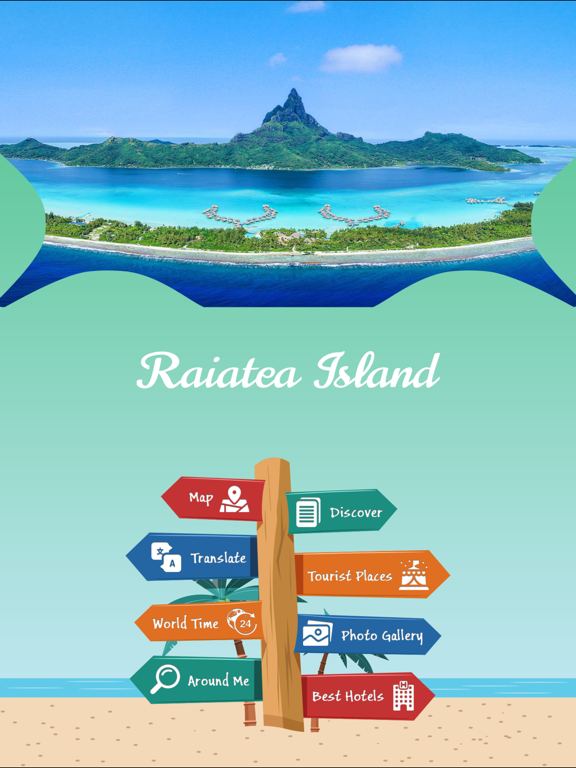 Raiatea Island Tourism screenshot 7