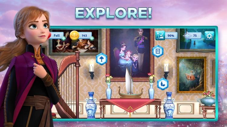 Disney Frozen Adventures screenshot-5