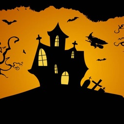 Awesome Halloween Stickers 2