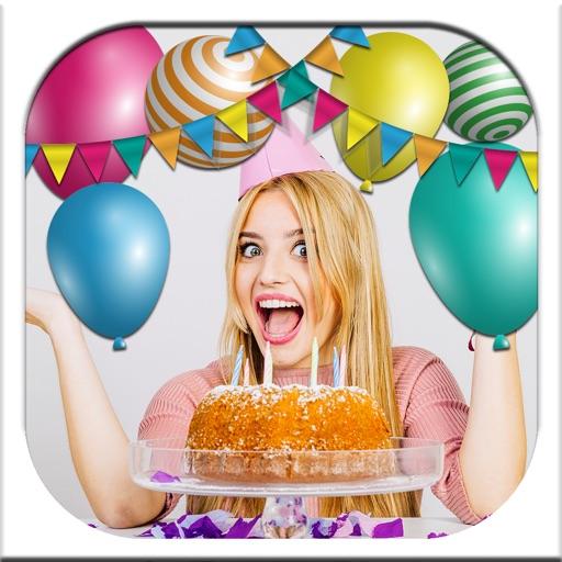 Birthday animations editor