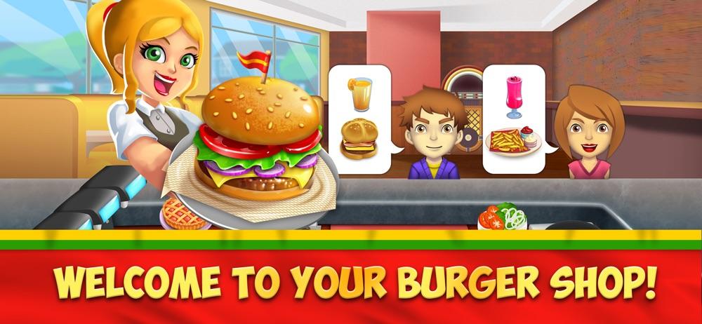 My Burger Shop 2 Cheat Codes