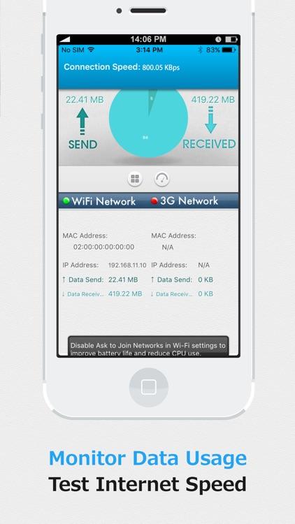 SYSTEM UTIL Dashboard screenshot-4