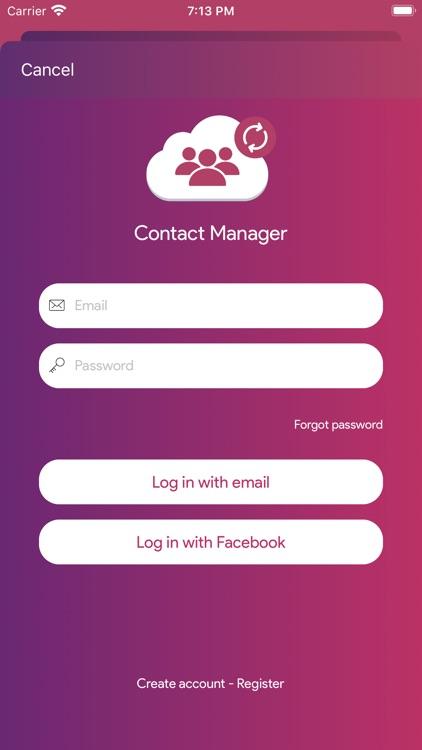 My Contacts Backup & Transfer screenshot-8