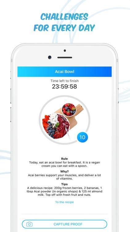 3dots  Fitness & Nutrition screenshot-4