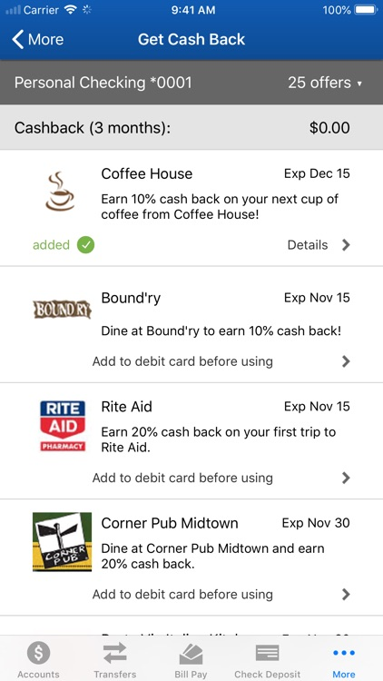 Town & Country FCU Mobile screenshot-6