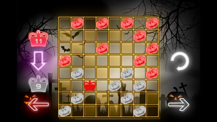 Halloween Checkers
