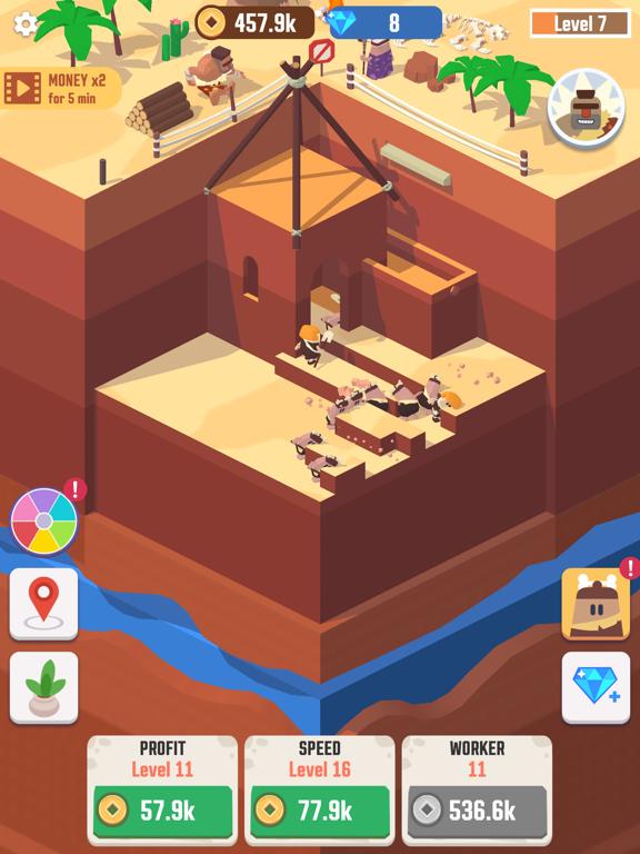 Idle Digging Tycoon screenshot 5