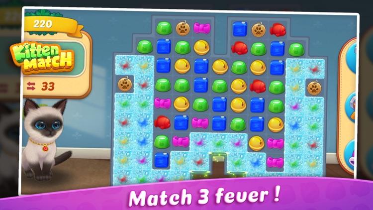 Kitten Match screenshot-4