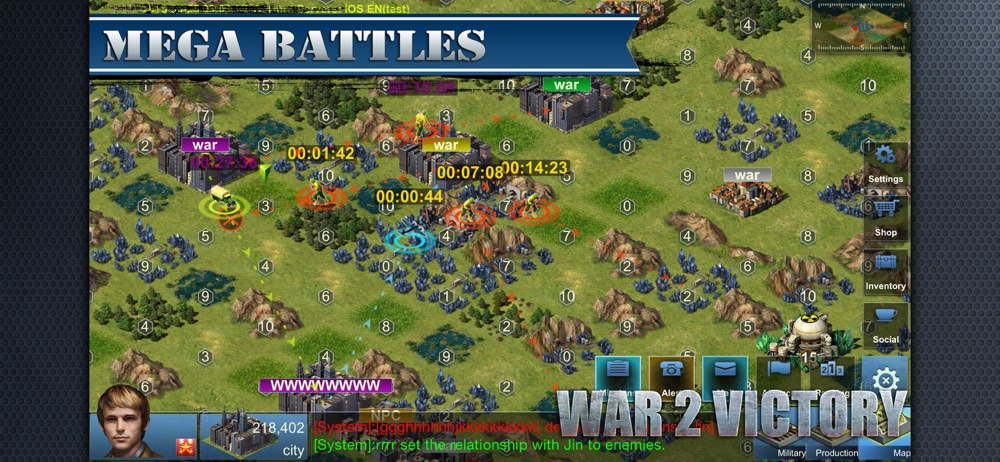 War 2 Victory hack tool
