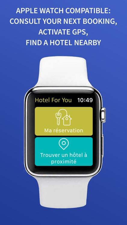 HotelForYou - hotel booking screenshot-4