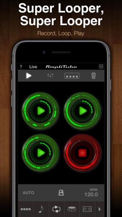 AmpliTube CS ScreenShot3