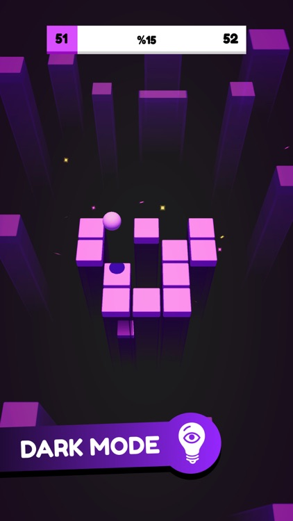 Sky Bounce 3D screenshot-3