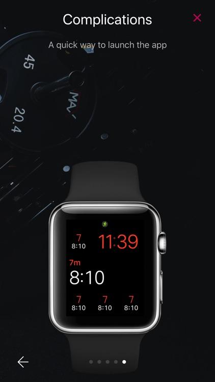 7min (Watch) Workouts screenshot-4