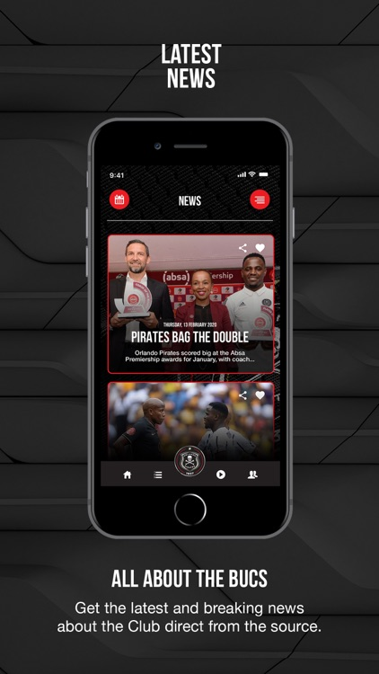 Orlando Pirates Official App
