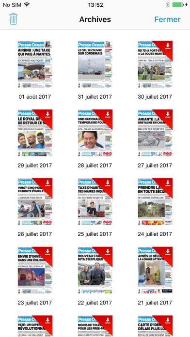 cancel Presse Océan - Journal subscription image 2