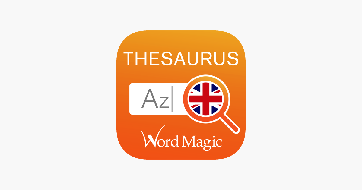 ‎English Thesaurus