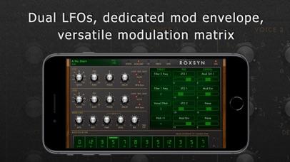 Roxsyn Guitar Synthesizer screenshot 6