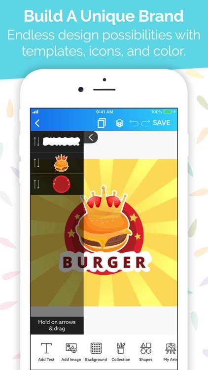 Logo Maker - Icon Creator screenshot-7
