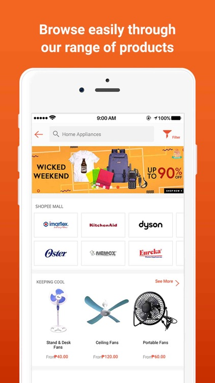 Shopee: Free Shipping Festival screenshot-5