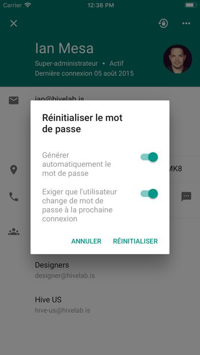 Screenshot for Google Admin in Lebanon App Store