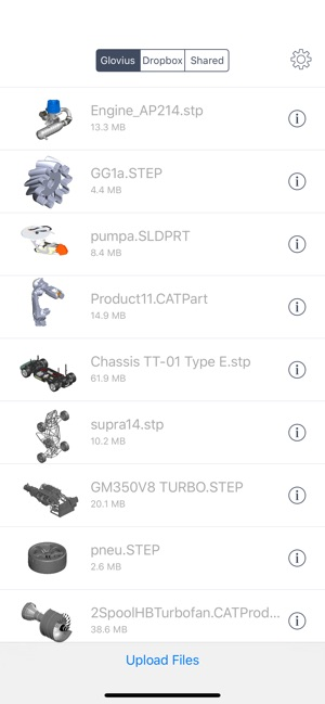 Glovius - 3D CAD File Viewer on the App Store