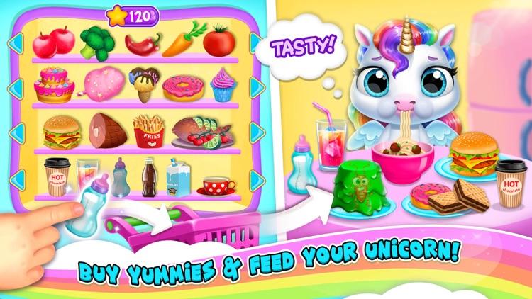My Baby Unicorn 2 screenshot-3