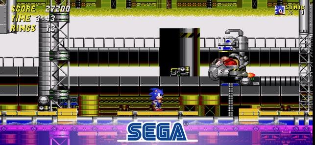 Sonic Classic Adventure Retro