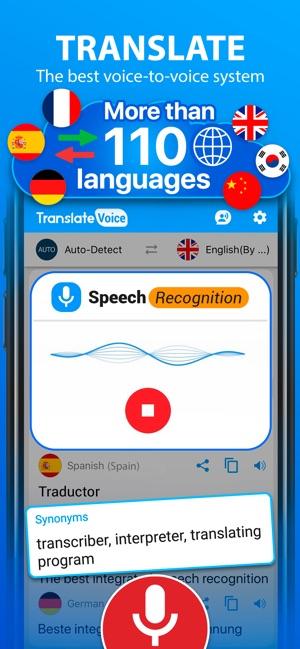 Translate - Voice Translation on the App Store