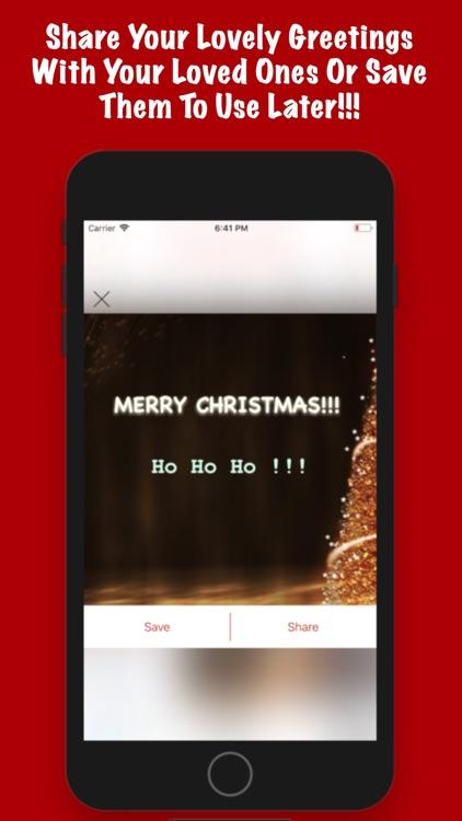 Greeting Maker-Holiday Invite screenshot-6