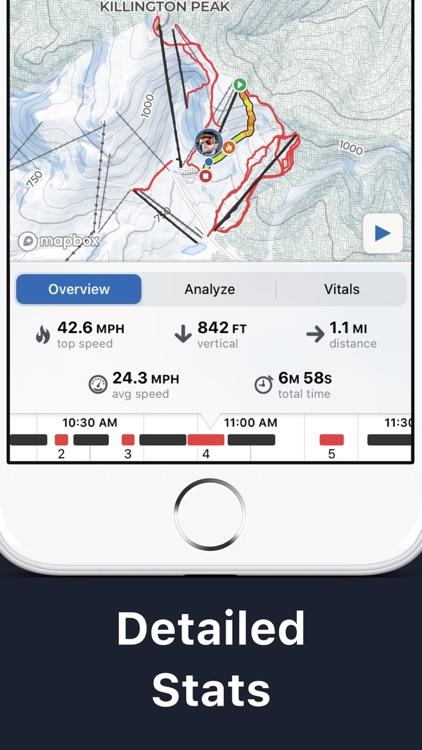 Slopes: Ski & Snowboard screenshot-3