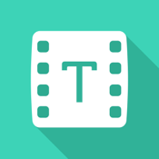 Text On Video - Easy to Use Typography & Music Video Editor for Vine, Youtube and Instagram icon