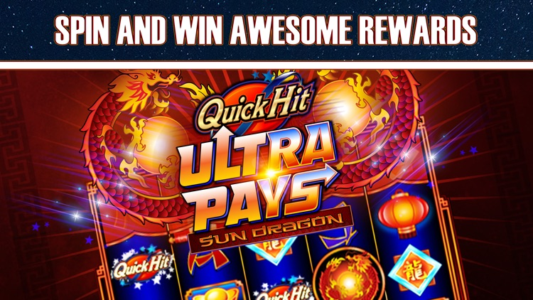 Quick Hit Slots – Vegas Casino screenshot-0