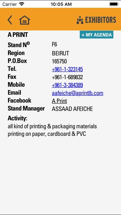 HORECA Lebanon 2019 screenshot-7