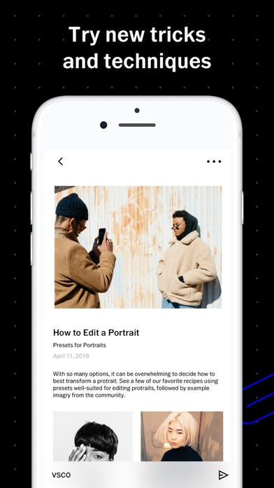 download VSCO: Photo & Video Editor apps 2