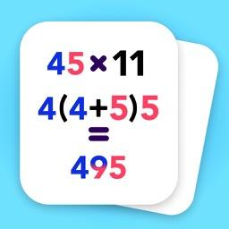 Mental Math Tricks Smart Bunny