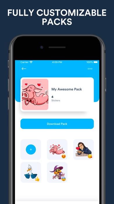 StickerHub - Sticker Maker screenshot 2