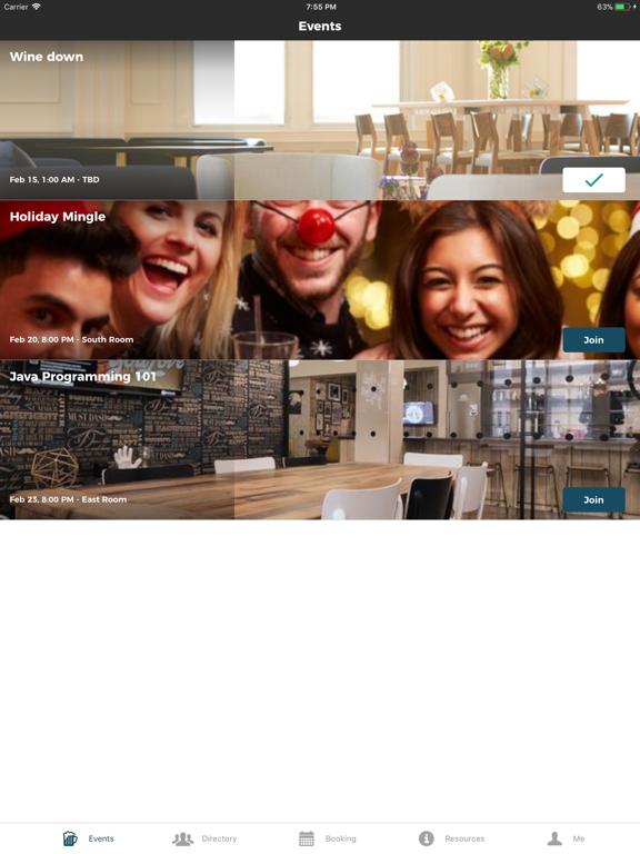 Ipad Screen Shot HQ Community 1