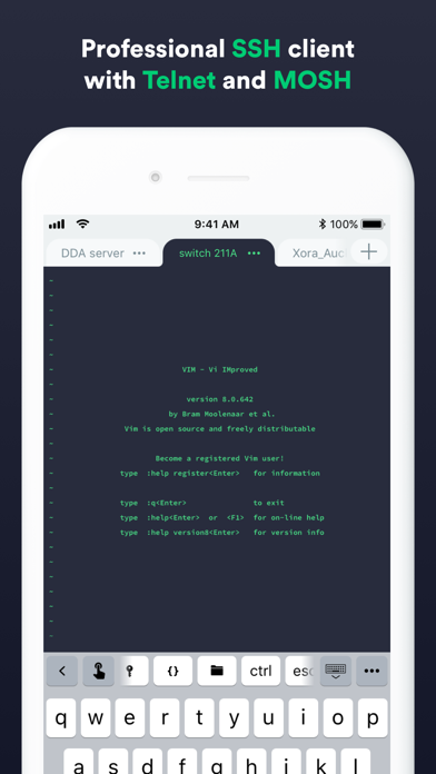 Termius - SSH client by Termius Corporation (iOS, United